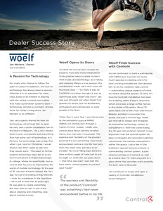 control4 dealer success stories