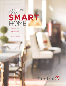 smart home products control4 smart home systems