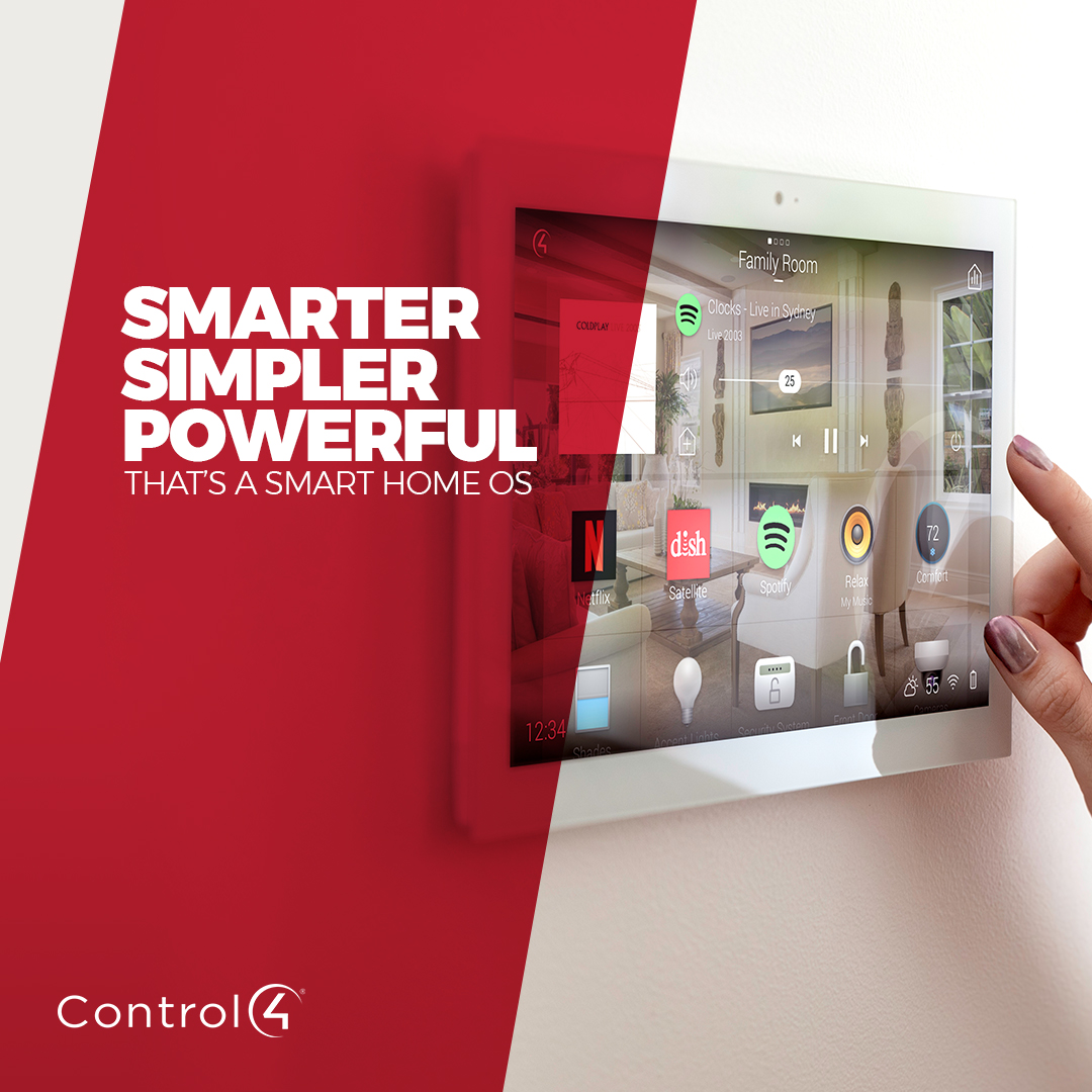 Home Automation Blog | Control4 Smart Home Products