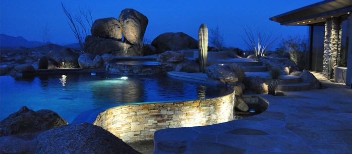 Desert Dream Home: arizona, desert, phoenix, smart-home,