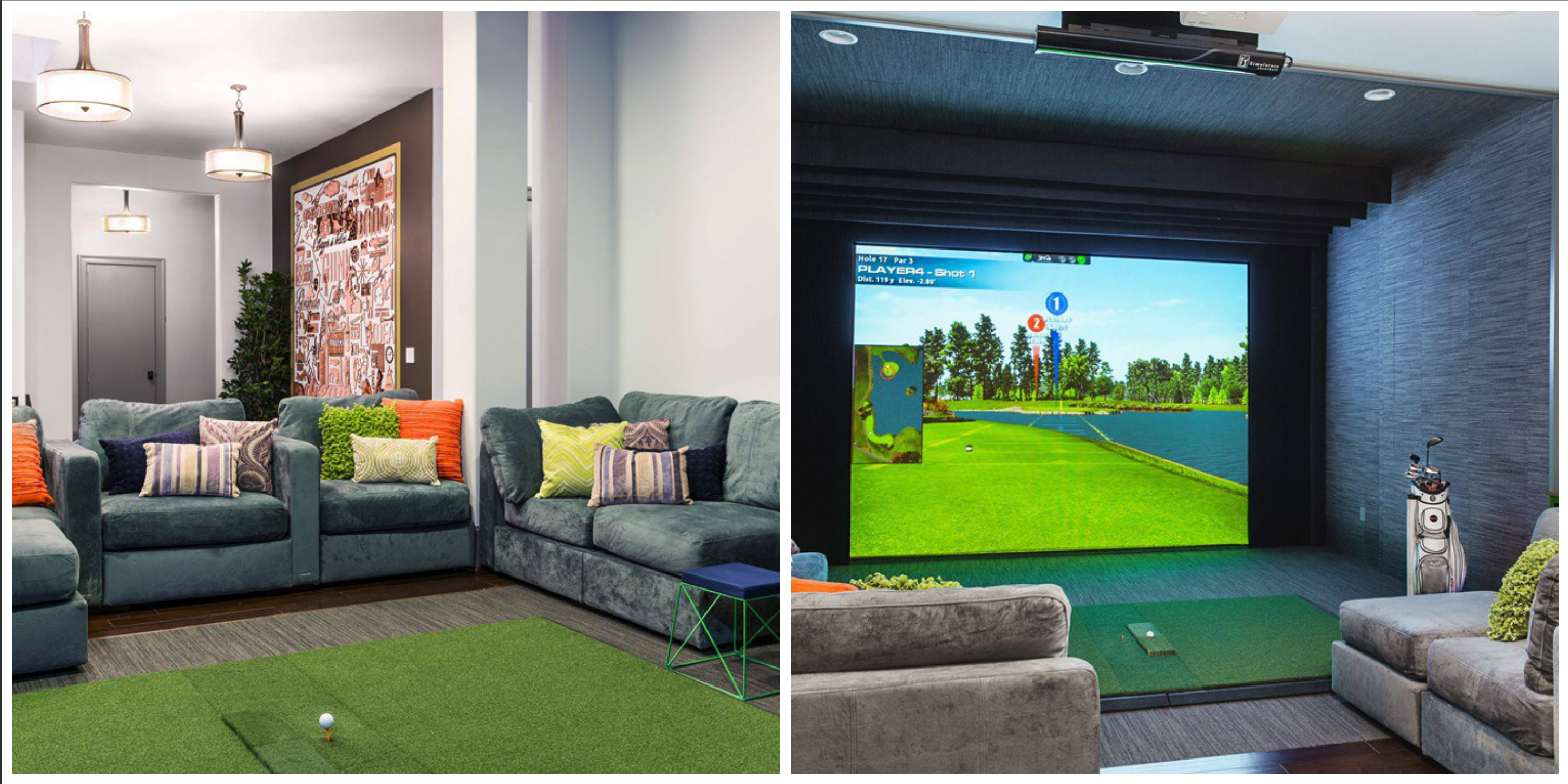 Smart Golf Projects: Getting Geared Up for the PGA Championship: atlanta, georgia, smart-home-stories,