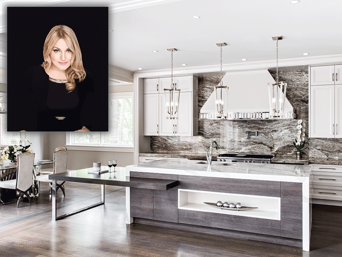 Only the Best: Why Designer Suzi Kaloti Uses Technology to Delight Clients: interior design, smart home design, smart home professional, toronto,