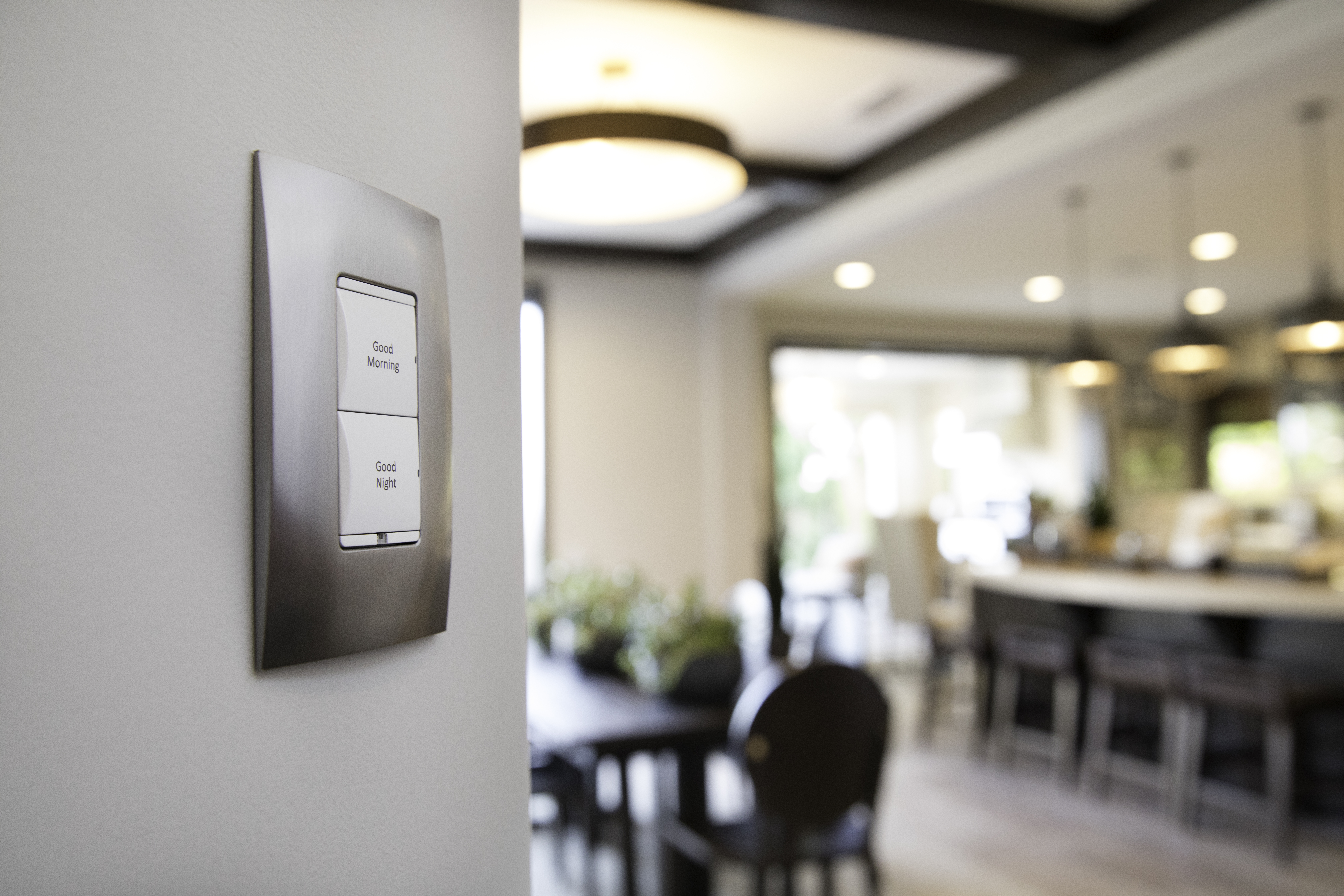 Smart Lighting: A Smart Home Essential: lighting, lighting control, lighting-control, mockupancy, security, smart-lighting,