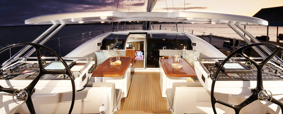 Control4 Automated Yacht
