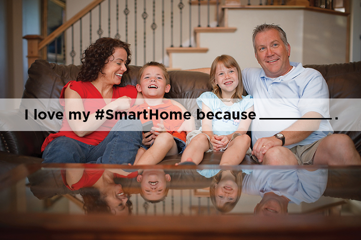 Why Do Control4 Customers Love their Smart Homes? We Asked. They Answered.: customers, smart home,