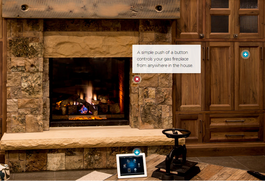 Step Inside Our Virtual Smart Home: home automation, smart home, virtual home tour,