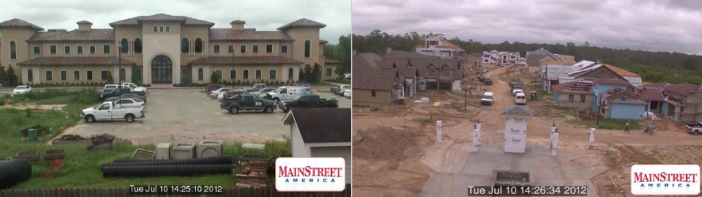 Main Street America Construction Cam