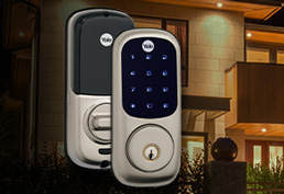 Top 5 Reasons Why Home Automation Customers Love Smart Door Locks: home automation, security, smart locks,