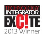Technology Integrator EXCiTE Award Winner