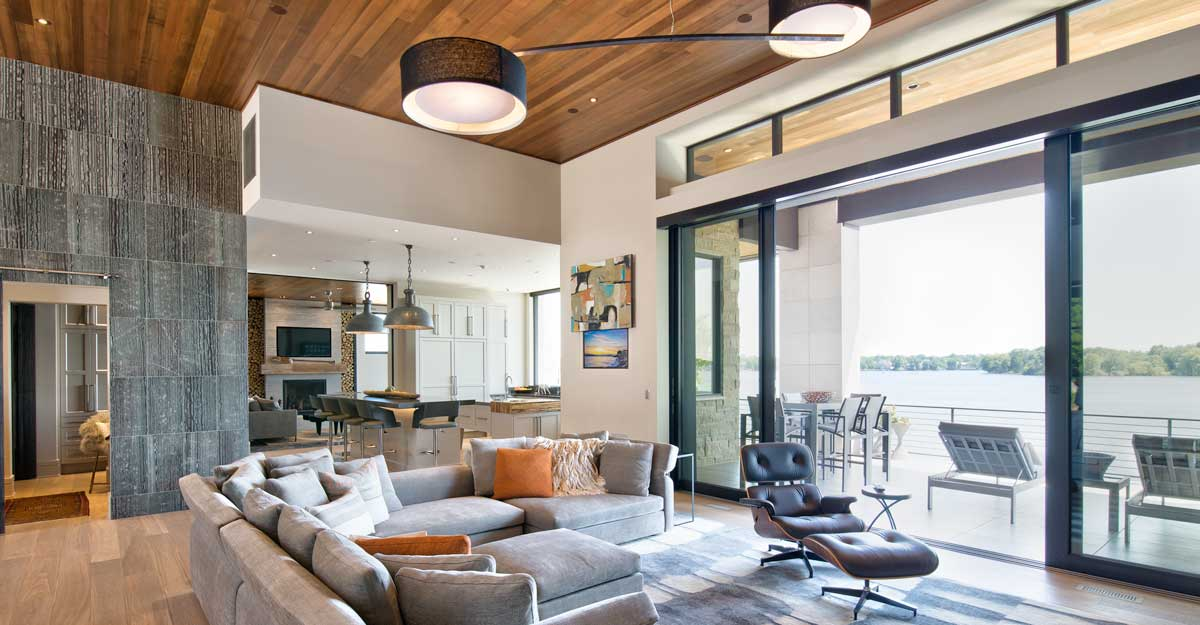 Smart and Sophisticated Lakeshore Living: boston, chicago, indianapolis, los-angeles, new-york-city, san-francisco, smart-home-stories, toronto,