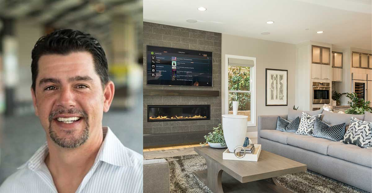 An Integrated Vision: Joe Whitaker on Leading the CEDIA Design Tour: cedia, design tour, integrator, interior design, joe whitaker, smart home, smart tech, st louis, the thoughtful home,
