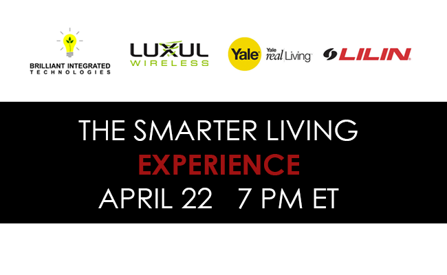 Learn How to #LiveSmart and You Could Win $1500!*: home automation, launch event, live smart, smart home,