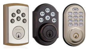 Control4 Smart Doorlocks