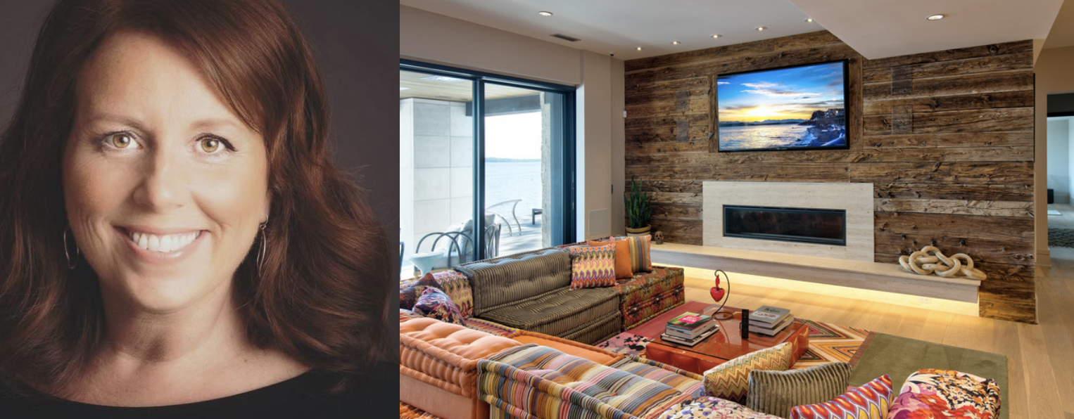 Brandy Ketterer on Designing the Geist Reservoir Home: home smart home, indianapolis, interior design, smart design,