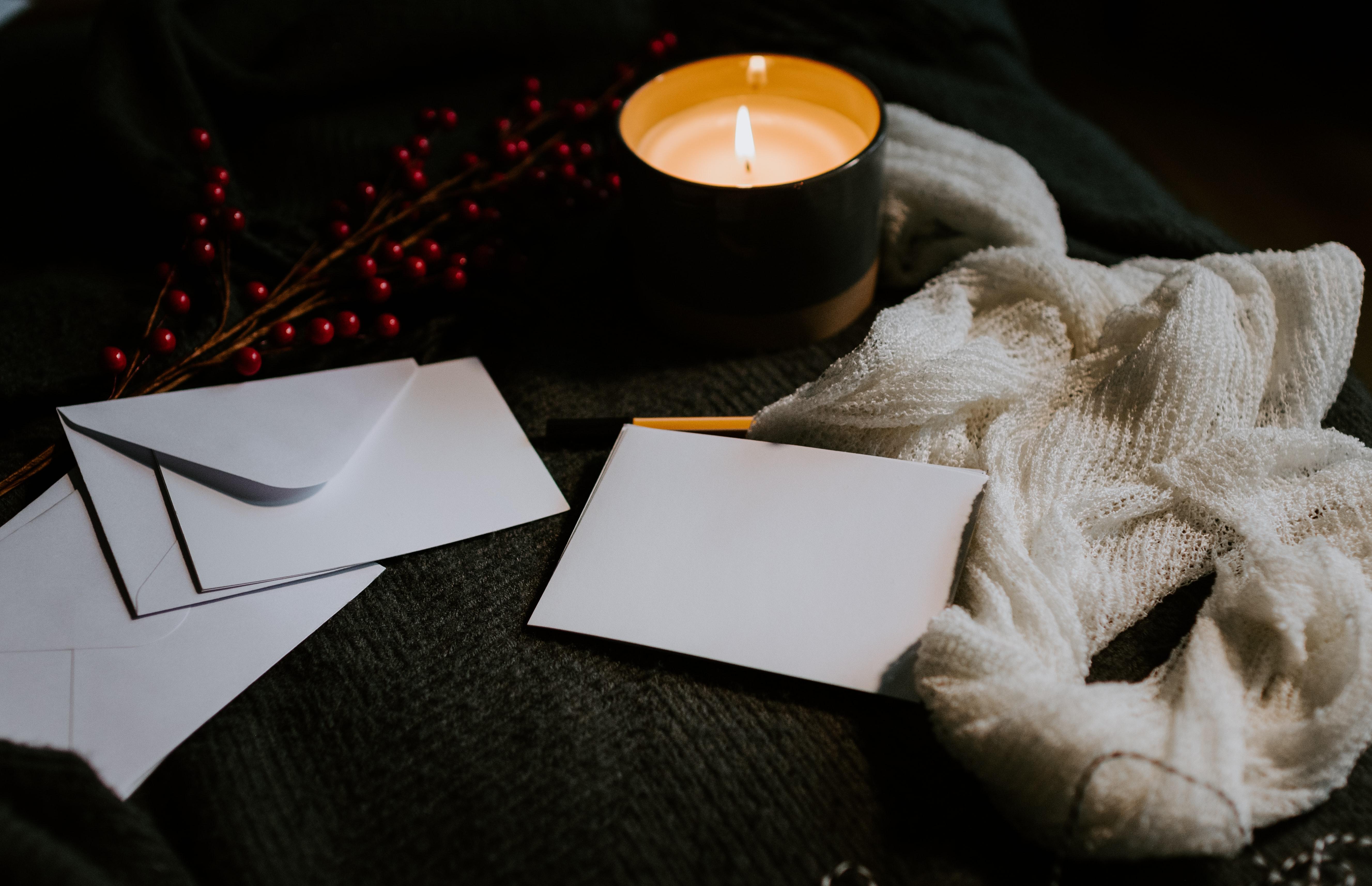 аромат в дома, ароматна свещ
