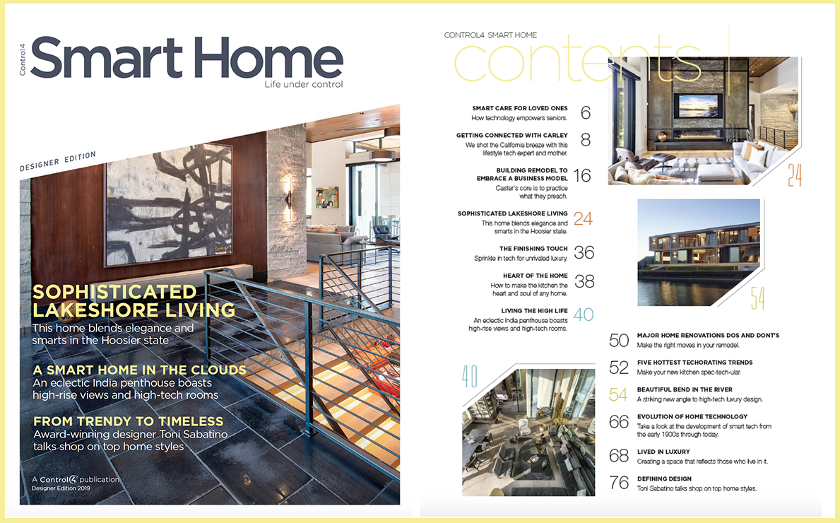 Smart Home Magazine Special Edition Issue Now Available Free Download Home Automation Blog