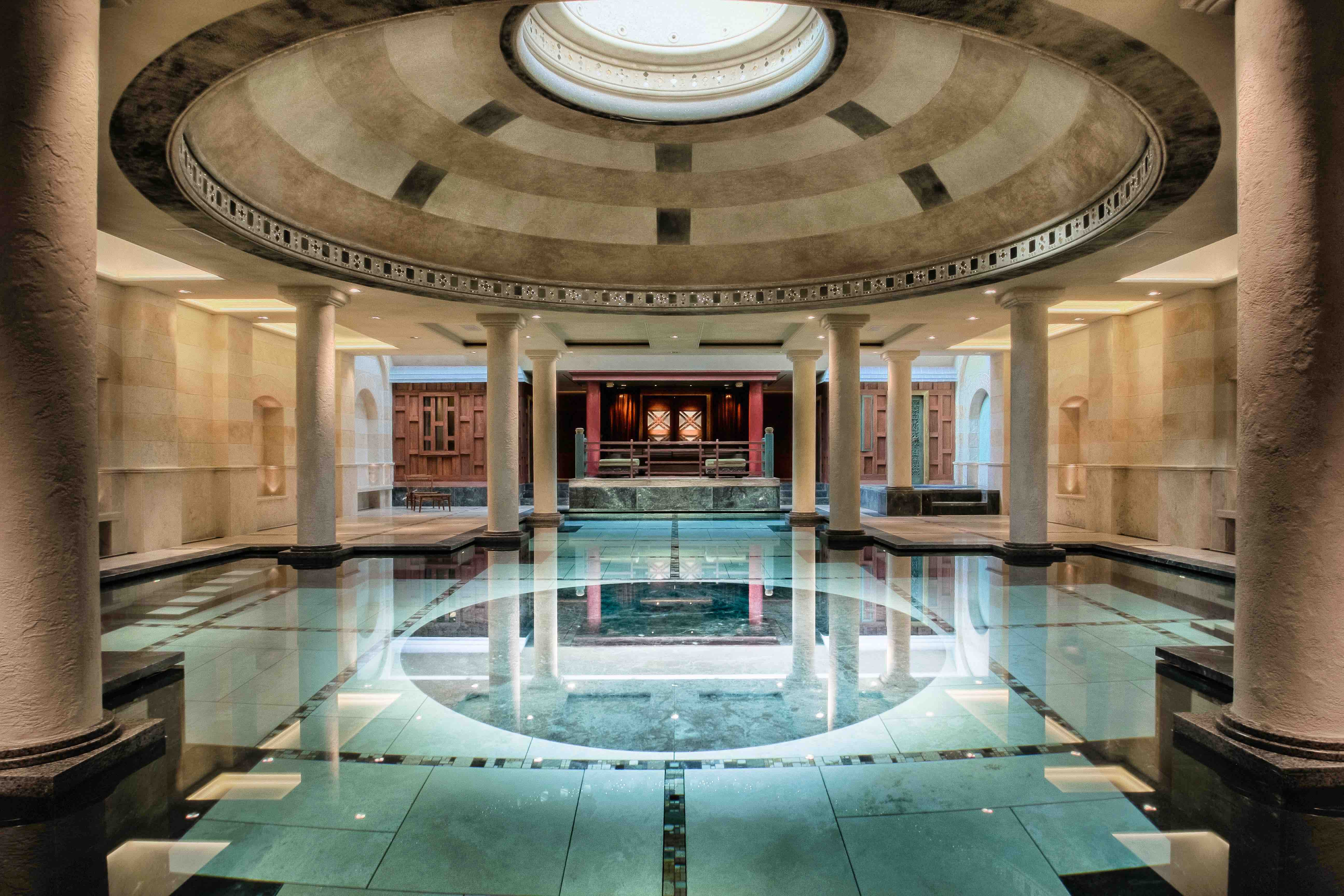 Electronic house home of the year awards control4 wins in - Best indoor swimming pools in london ...