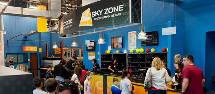 Skyzone Powered by Control4