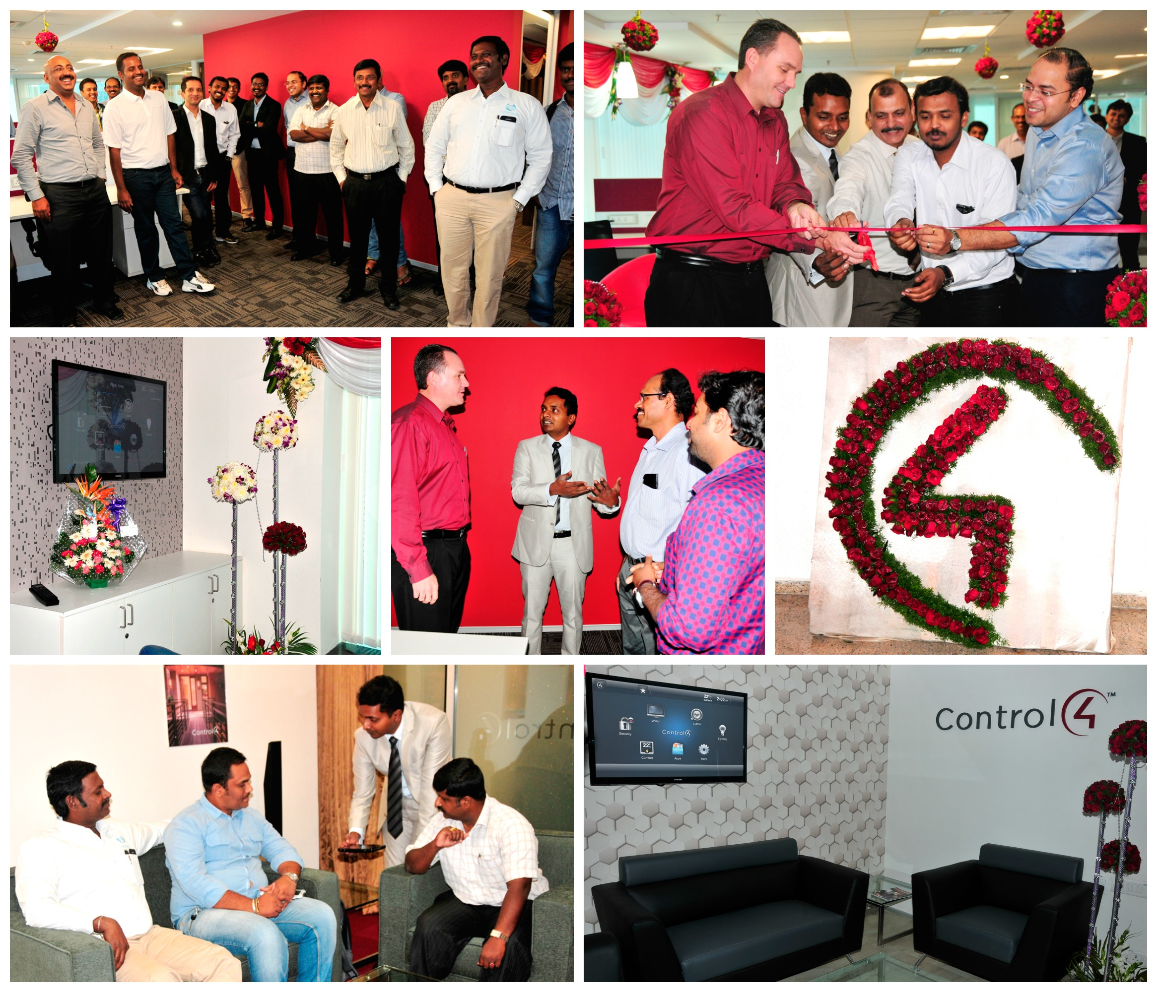 Control4 Home Automation in India