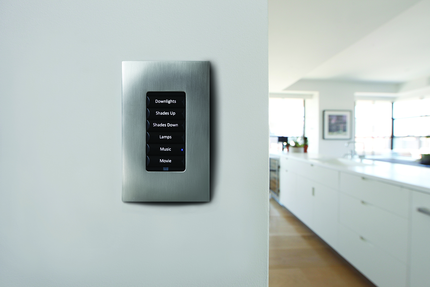 The Keypad: The Ideal Interface for Personalization: comfort, home automation, interfaces, keycaps, keypads, safety, security,