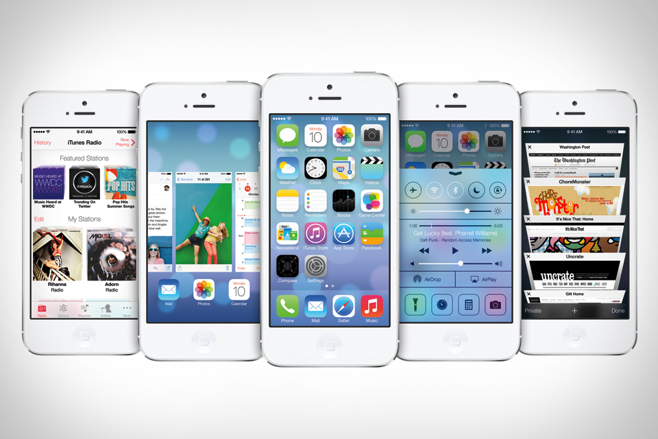 Gadget Guy: iOS 7 Review: