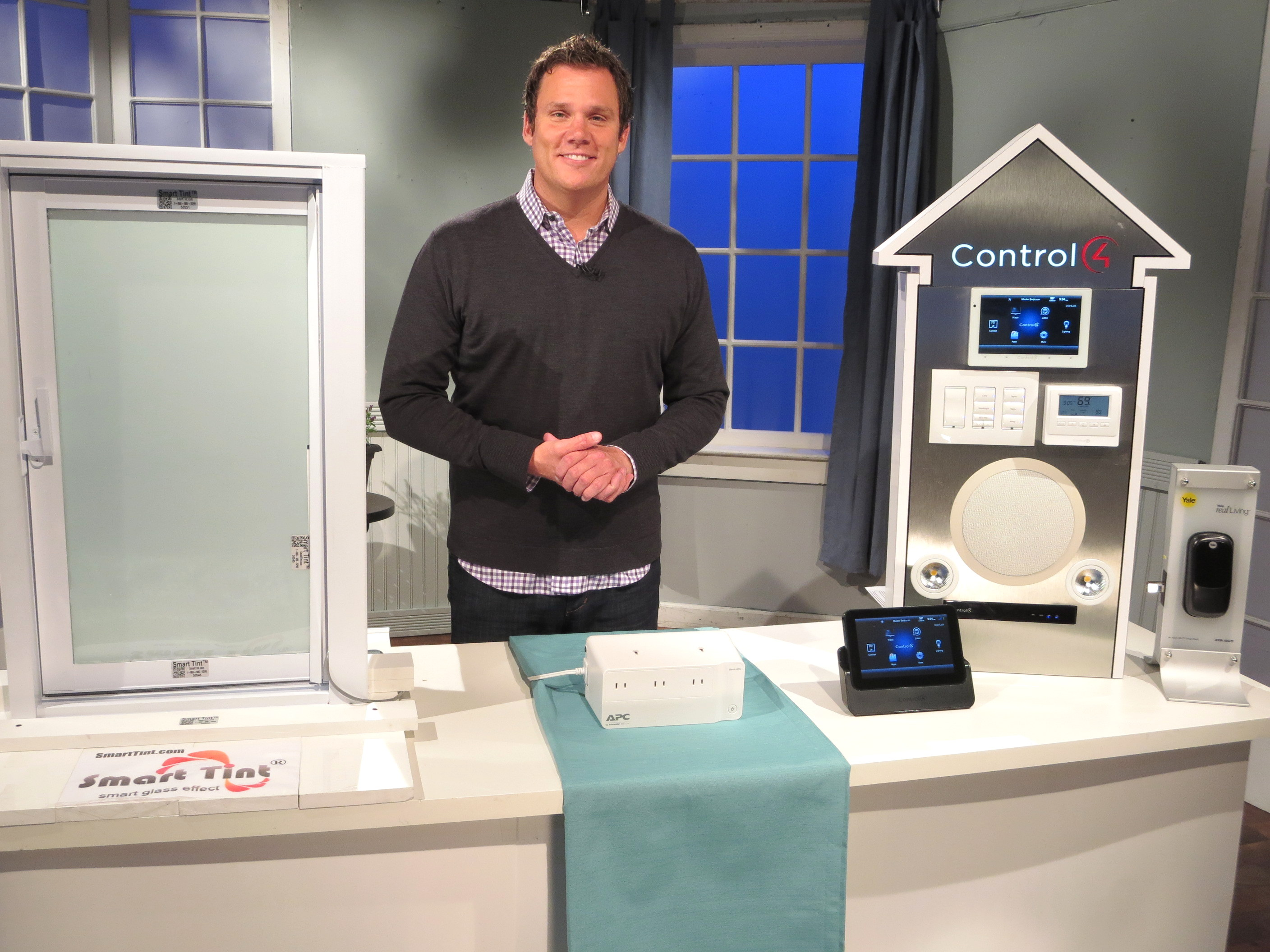 Smart Homes with Bob Guiney: