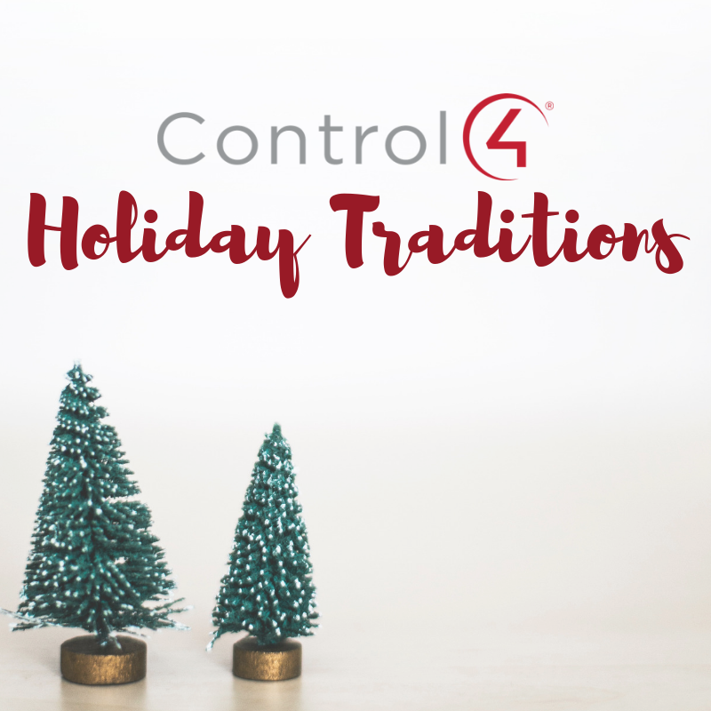Control4's Holiday Traditions From Around the Globe: holiday, holidays,