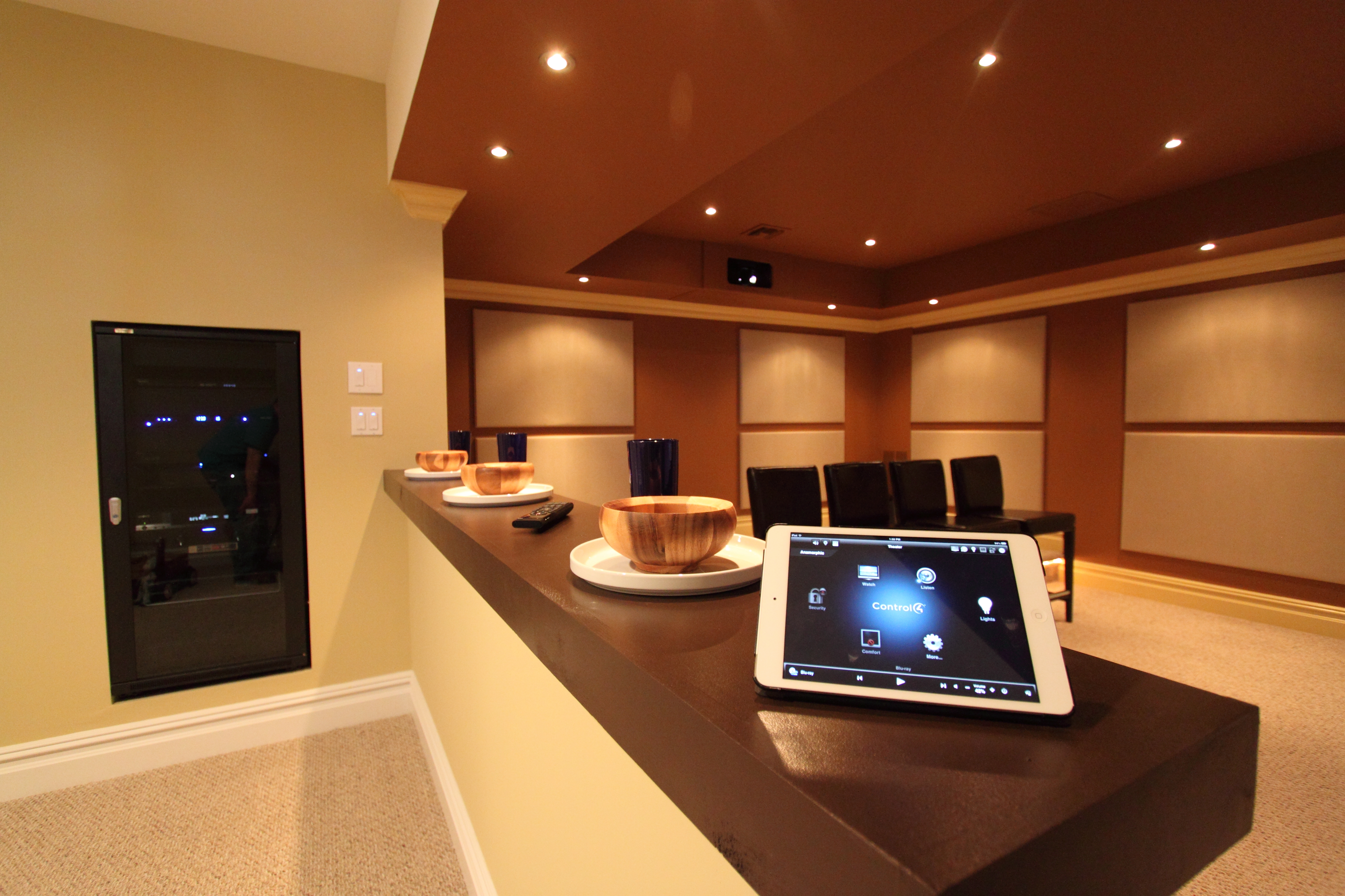 Lighting—An Important Component to a Home Theater Experience | Home ...
