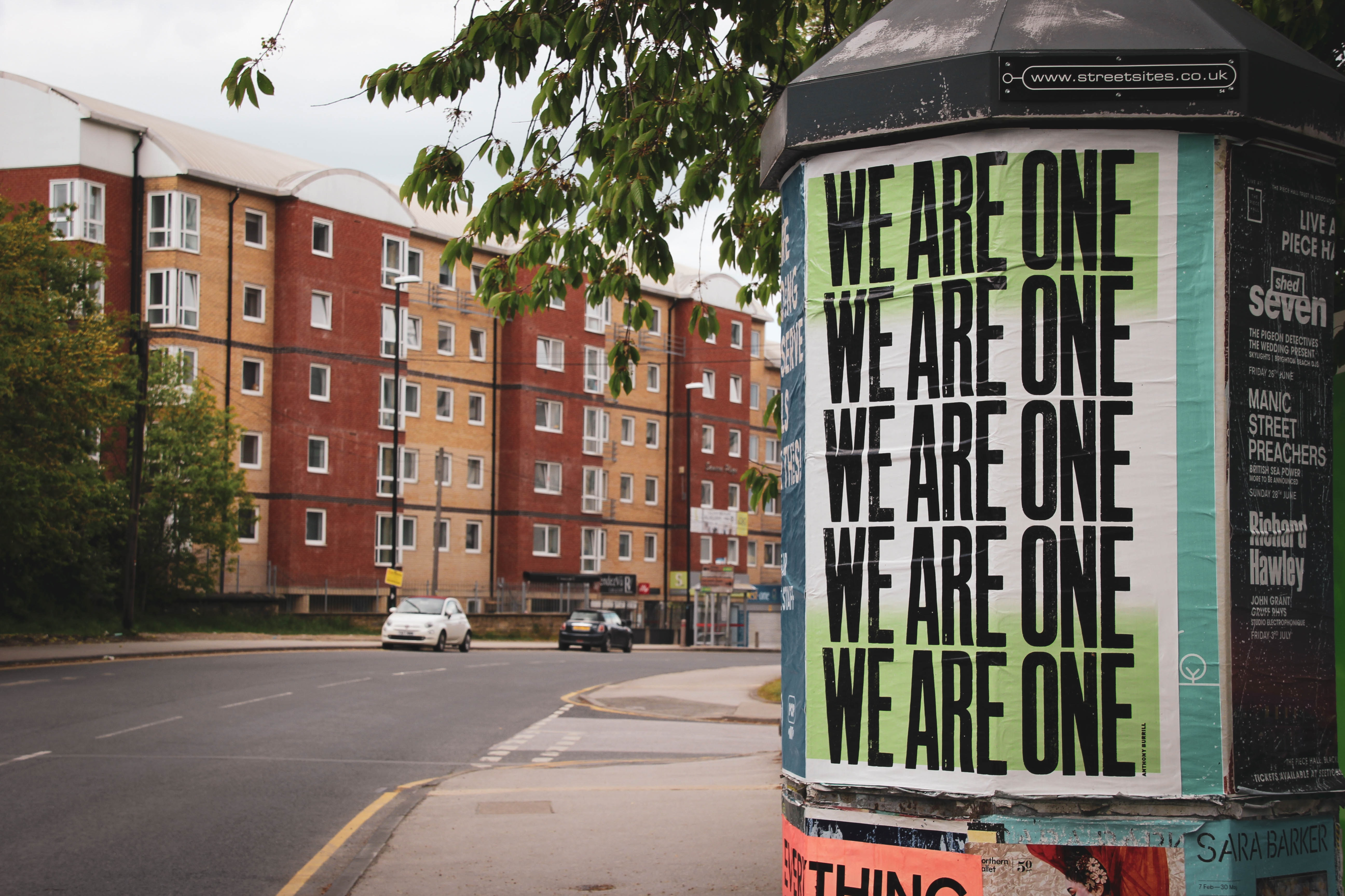 We are one. A message from CEO, John Heyman.: community, company, diversity, equality, unity,