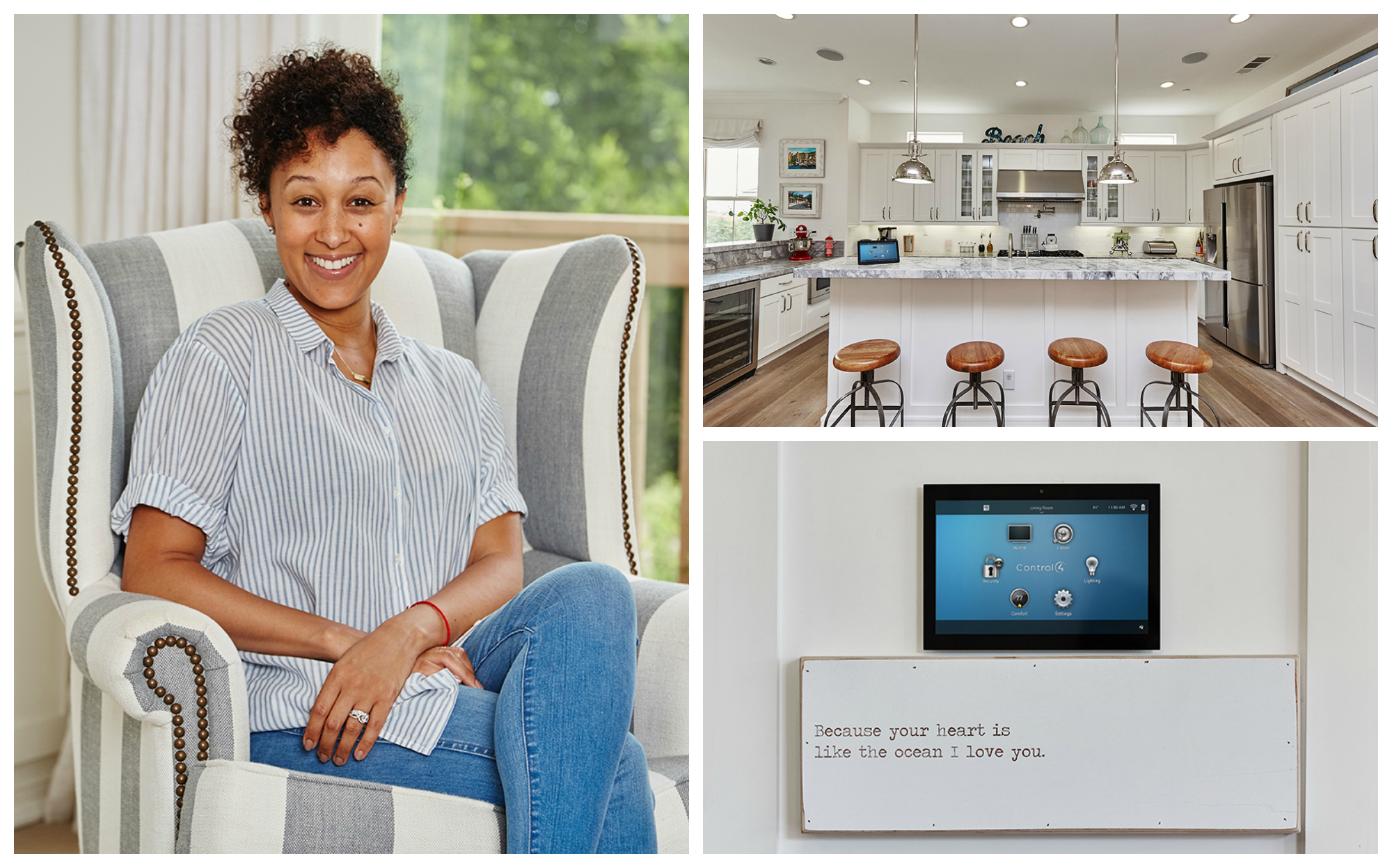 Talking Tech with Tamera: A Celebrity Supermom with a Secret Weapon: celebrity, family, for fun, smart home,