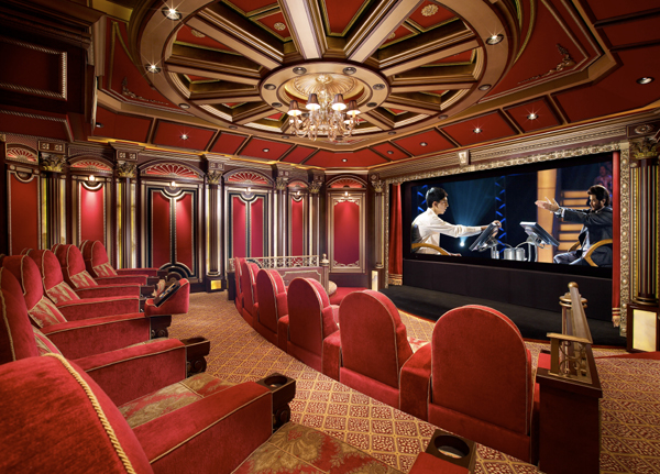 Selecting The Right Screen For Your Home Theater Home