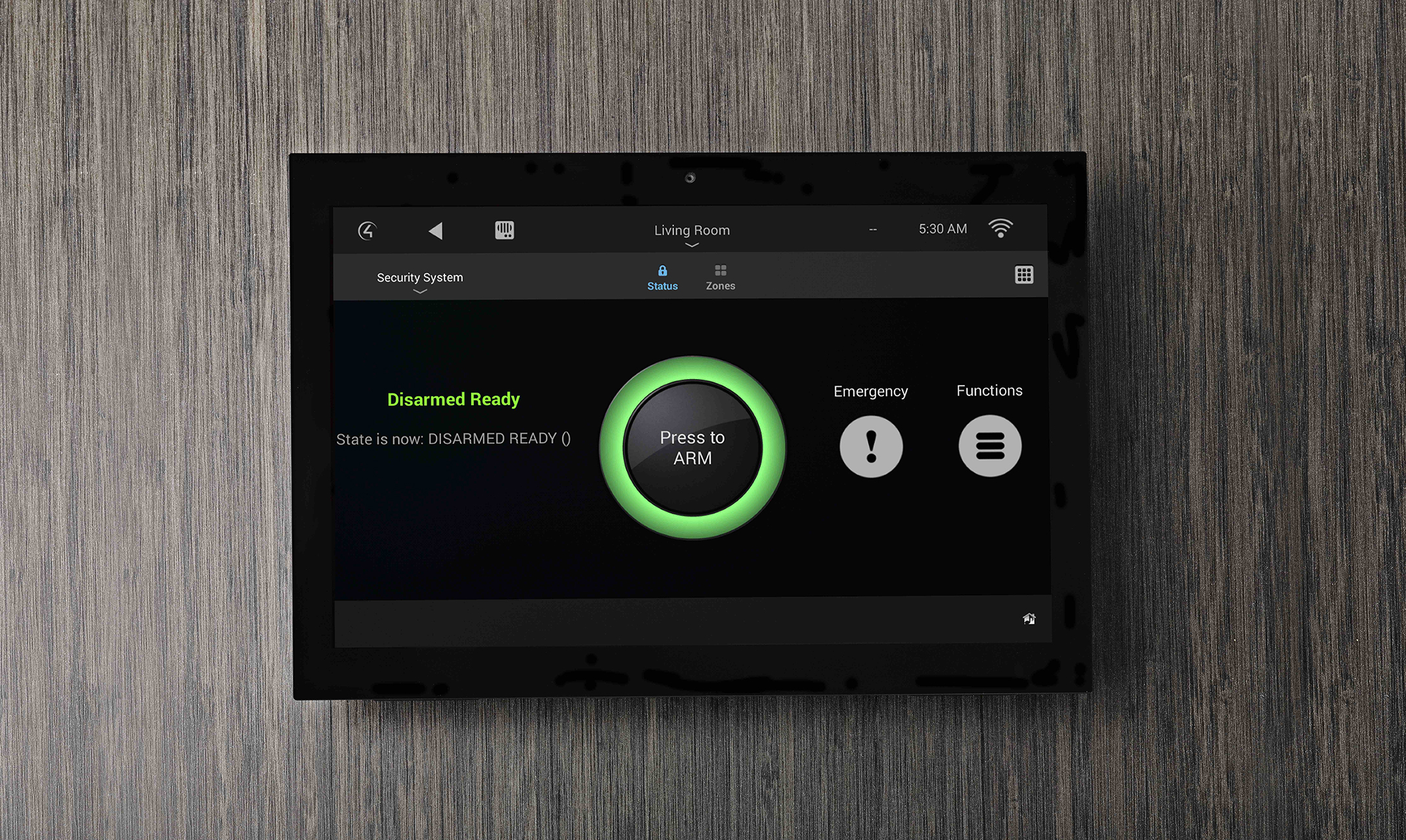 New Security and Entertainment Experiences for the Smart Home