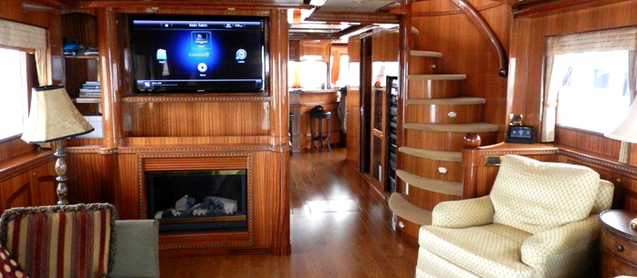 Luxury Yacht powered by Control4