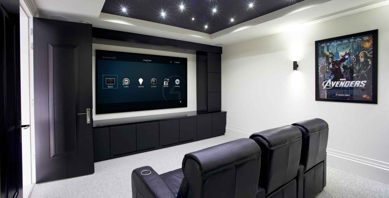 Home Theater On An Unlimited Budget