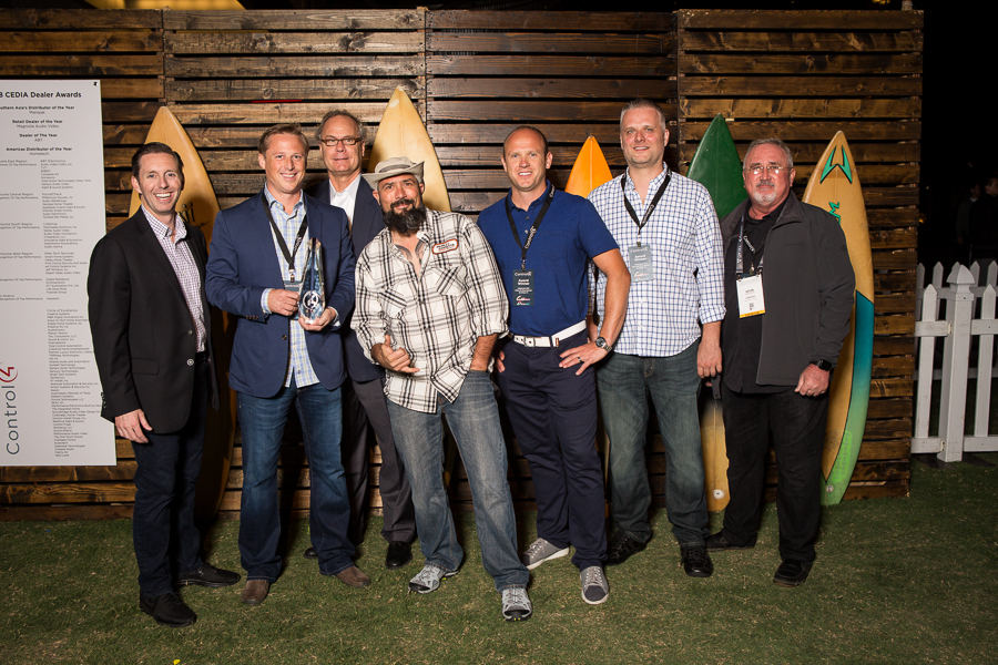 And the awards go to...: cedia 2018,