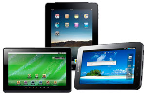 Tablets for Christmas