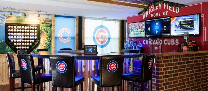 Man Cave Expo Collinsville Il : The ultimate automated man cave for sports enthusiast