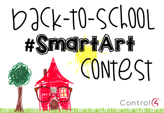 "Back to School Contest: Put the ""Art"" in Smart: back to school, contest, for fun, smart home, smart locks,"