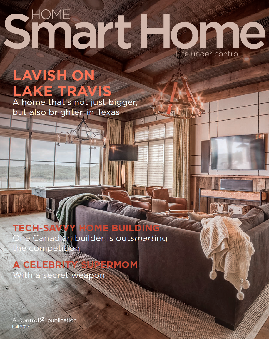 Home Smart Home Fall Issue Now Available Free Download Home Automation Blog