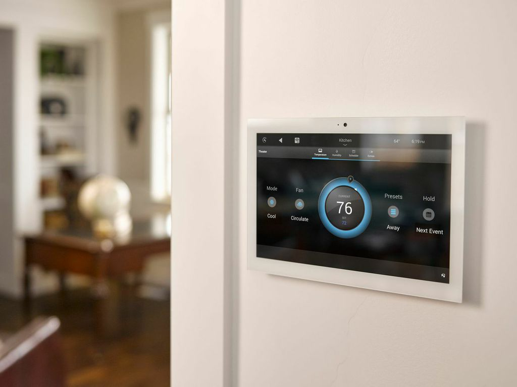 Getting Comfortable—with Beautiful New Climate Control: climate, comfort, thermostat,