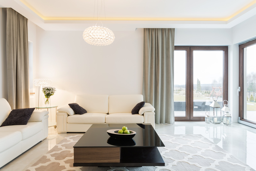 Living Room Lights Striking Pendant Chandelier Bright Set. Using Smart  Lighting To Stage A Home Automation Blog