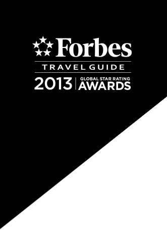 Forbes Travel Guide 5Star Rating