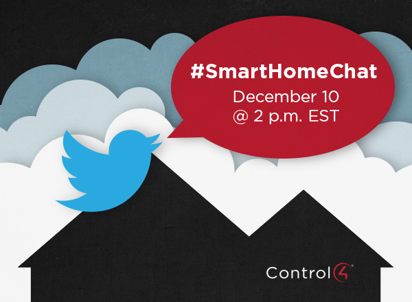 The First #SmartHomeChat: JOIN US!: #smarthomechat, industry, smart home,