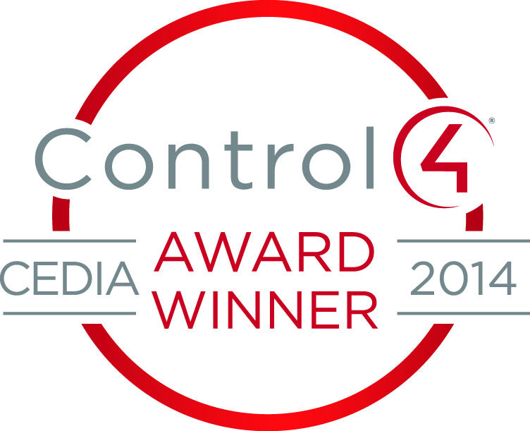 Honoring Our Award-Winning Dealers at CEDIA: awards, cedia 2014, control4 dealers,