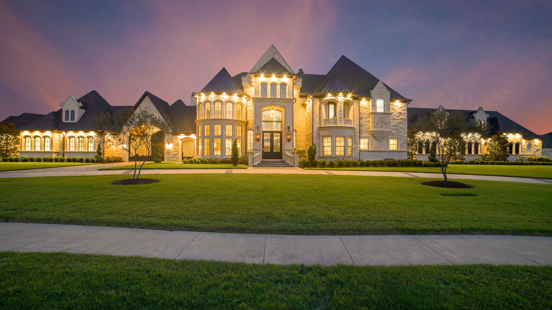 Външно осветление на къща