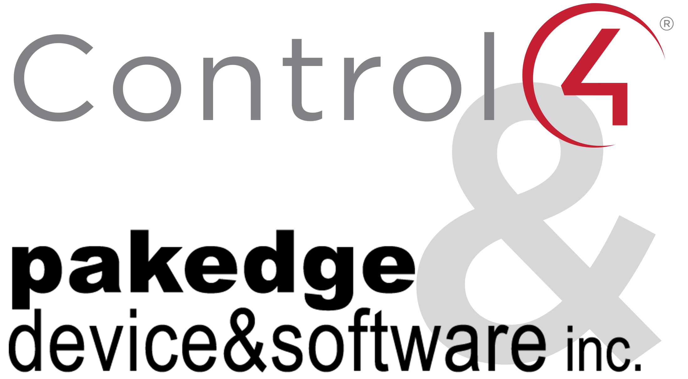 Pakedge and Control4 Join Forces: news, partner,