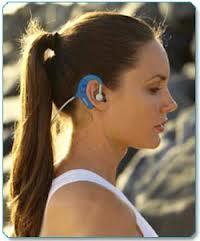 Denon Exercise Freak Headphones