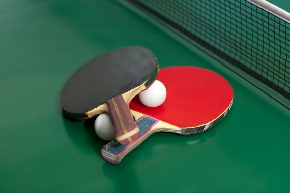 Off the Wall: Automated Table Tennis: automated lift, for fun, sports, table tennis,