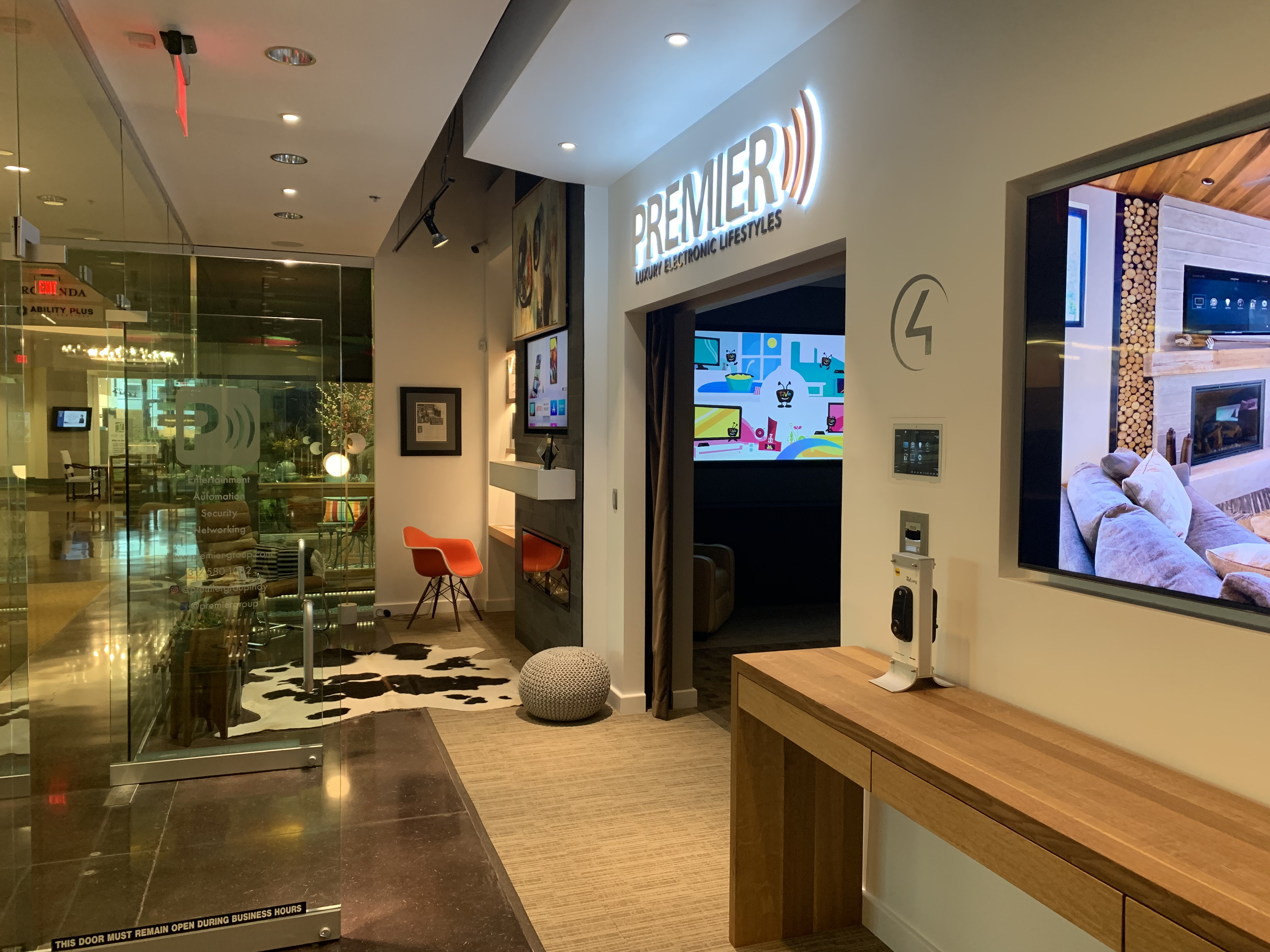 Showroom Spotlight: A Lights Out Location in Indianapolis: certified showroom, home-smart-home, intercom-anywhere, lighting control, showroom, smart-home-stories, smart-home-trends,